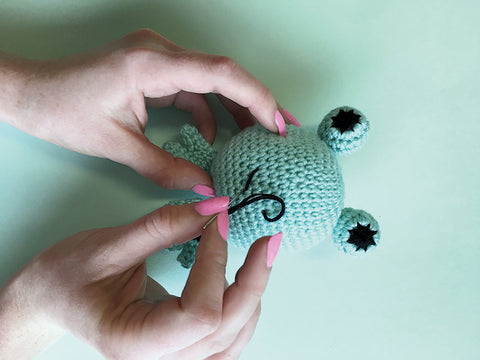 Amigurumi animals tip