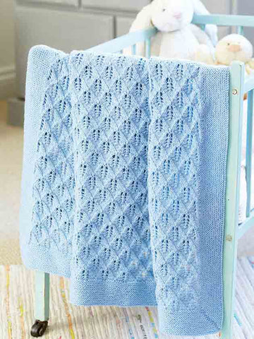 Vintage Knitting Pattern Baby Blanket : Vintage baby clothes and blanket knitting patterns   The Knitting Network