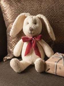 Knitting Patterns For Toy Rabbits : 10 Christmas knitting patterns for you to make   The Knitting Network