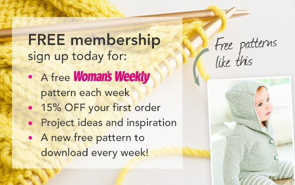 Join the Knitting Network