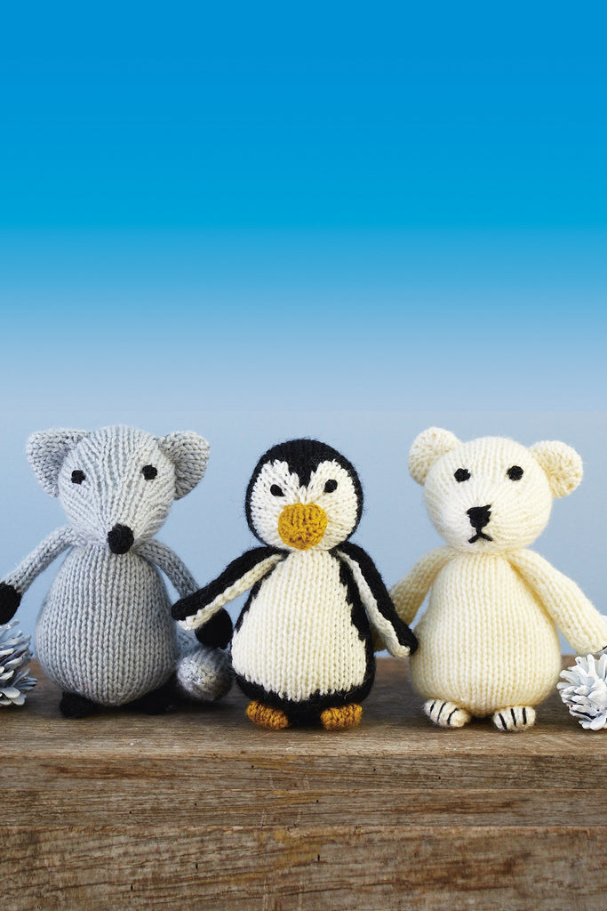 Arctic Animals Knitting Pattern - The Knitting Network
