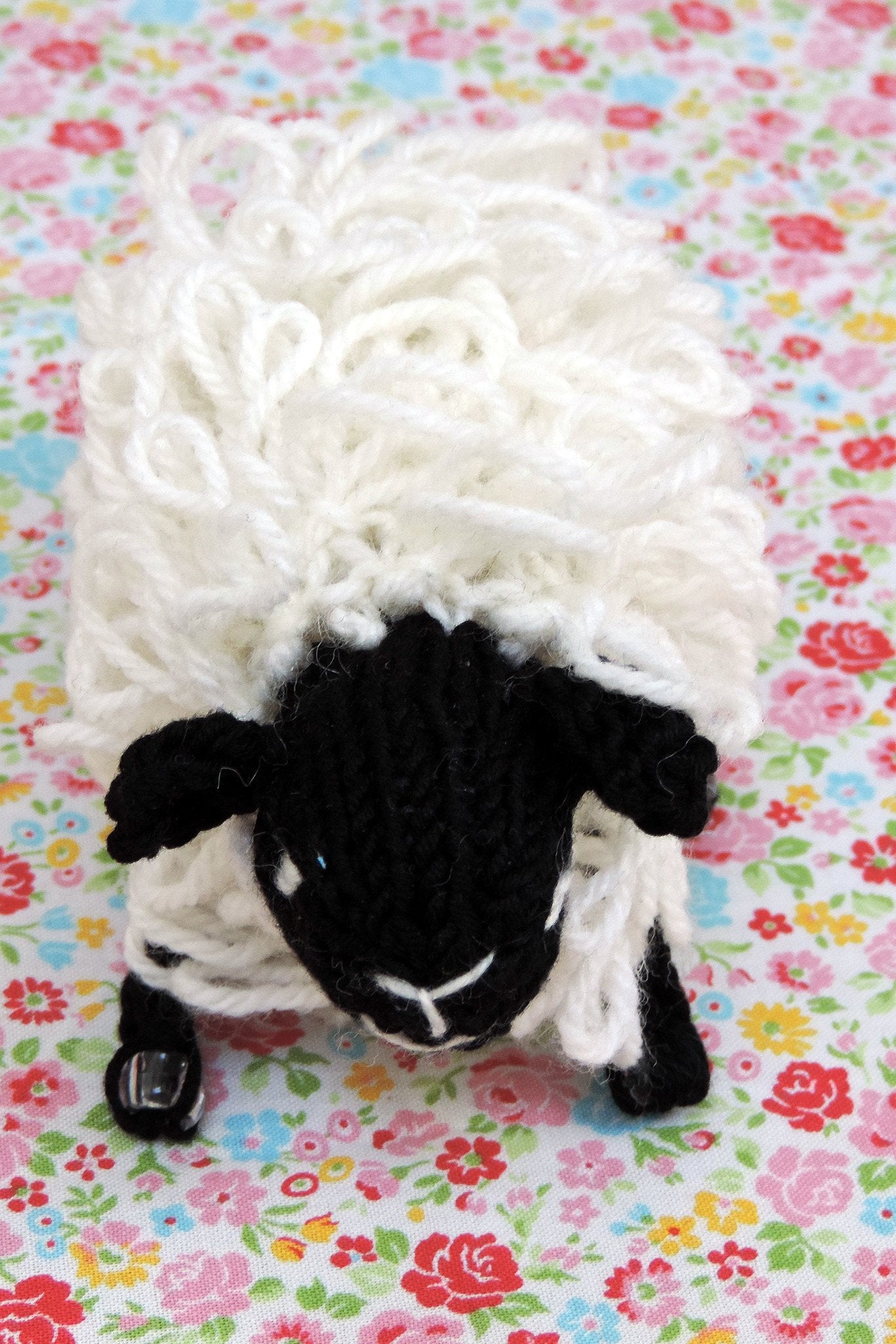 Blackface sheep toy knitting pattern the knitting network blackface sheep toy knitting pattern bankloansurffo Gallery