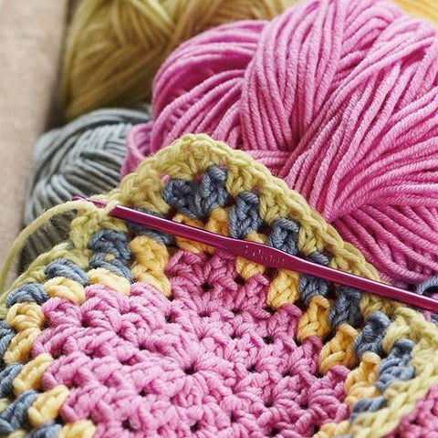 Learn To Crochet Workshop - For Beginners - Friday 28th April