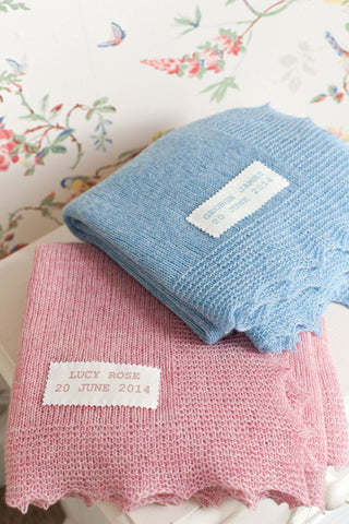 Easy Baby Blanket Knitting Pattern - FREE (enter SUMMER16 at checkout) - The Knitting Network