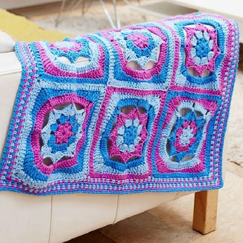 Womens Weekly Workshops - Motifs, Mandalas and Granny Squares - For Beginners to Intermediate