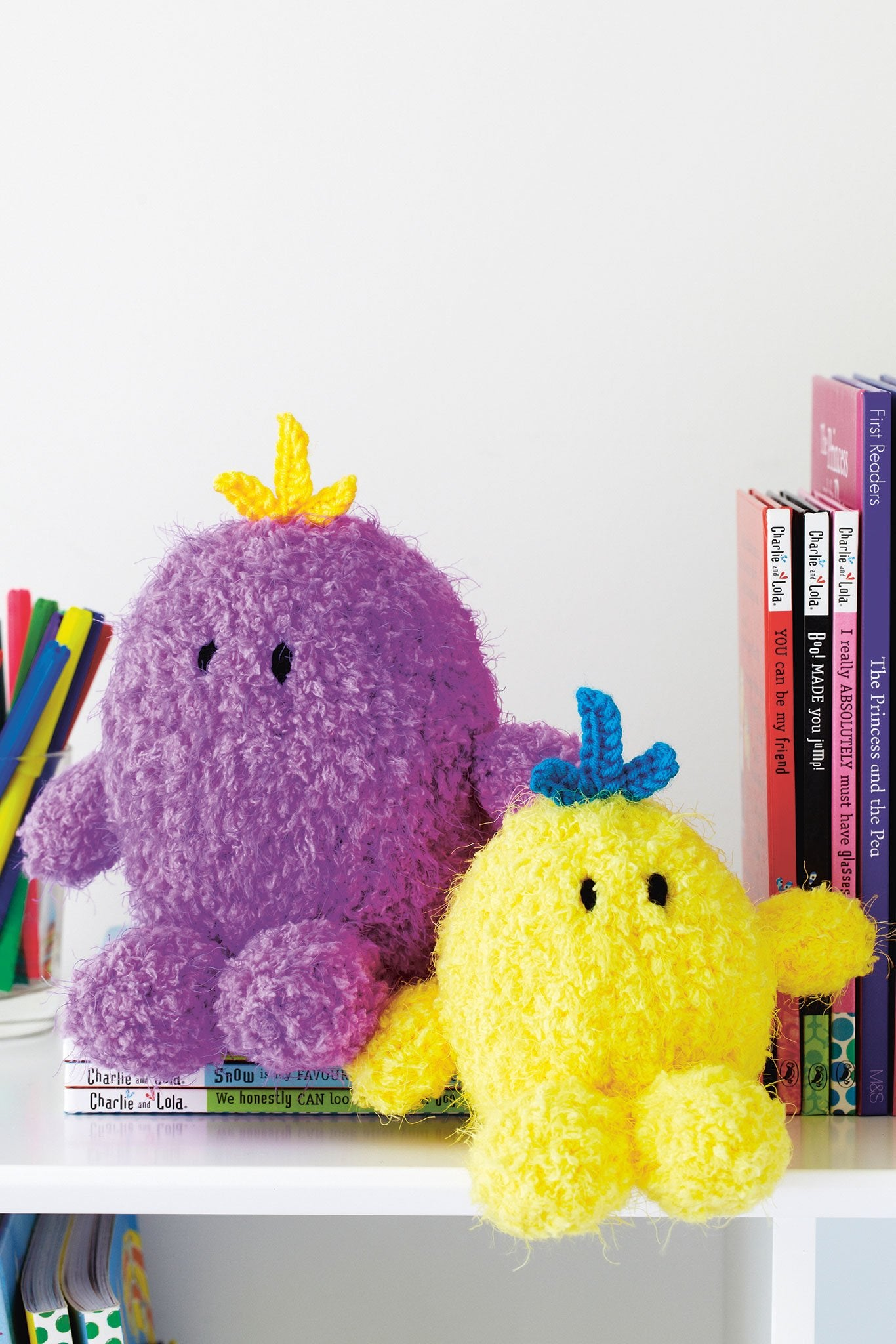 Monster Toy Knitting Patterns