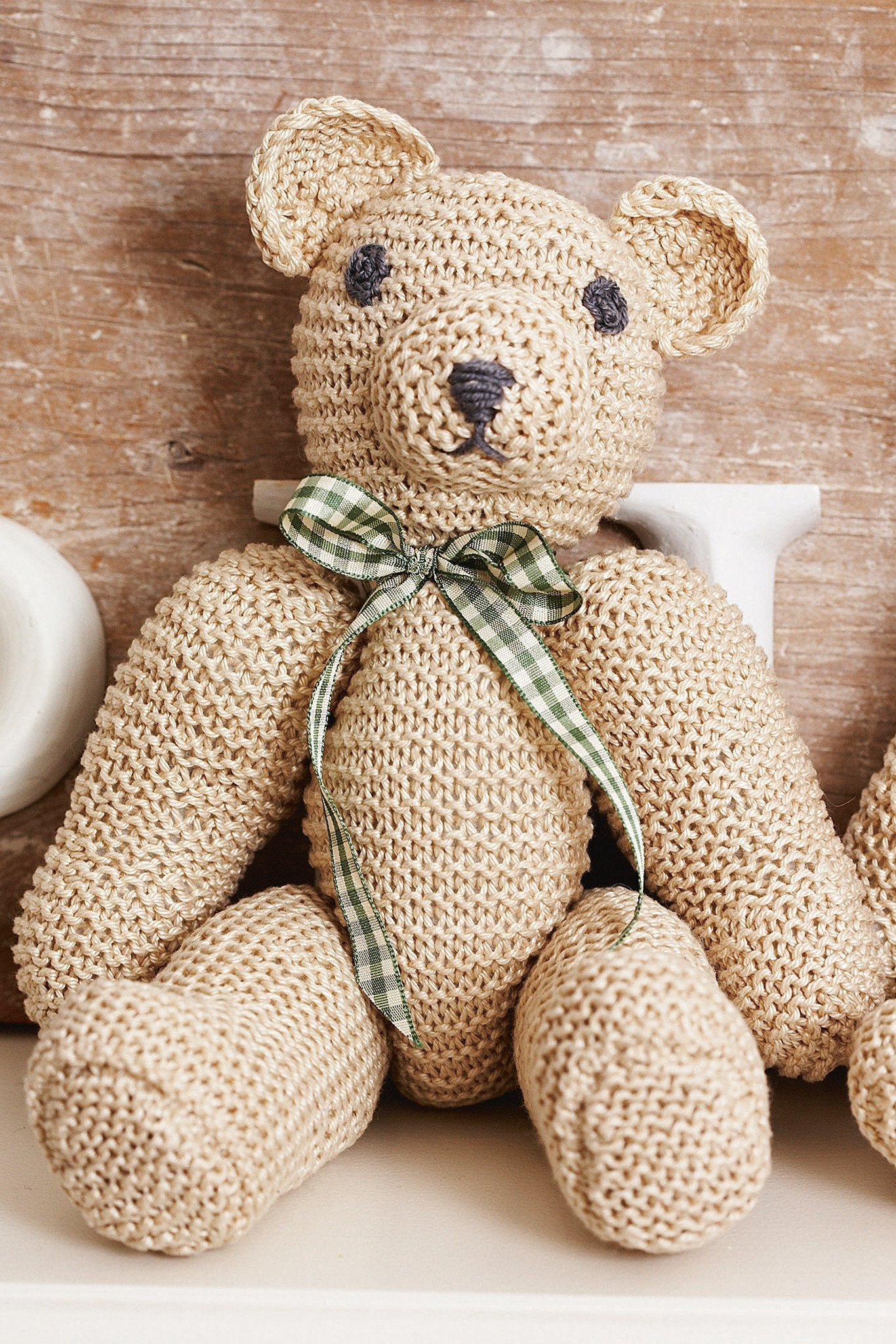 Vintage Teddy Bears Knitting Pattern – The Knitting Network