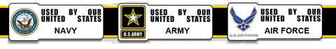 Used by the US Army
