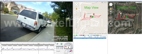 Police body camera GPS video fleet manager software