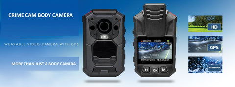 Police Body Camera - Crime Cam - MartelVideo Police Car Cameras