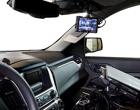 In Car Camera >> Dc6 Martel S Hd In Car Video System For Law Enforcement