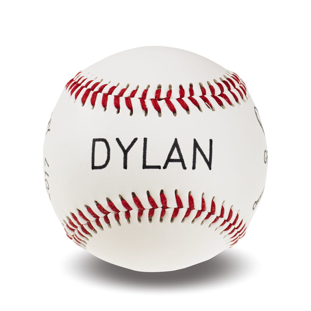 Personalized Baseball | Player Name