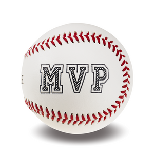 Custom Baseball | MVP | Most Valuable Player