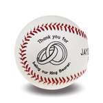 Ring Bearer Baseball Gift