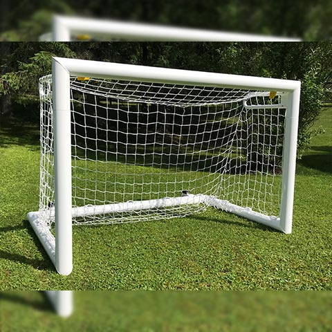 8ef91491c 4' x 6' Youth Round Soccer Goal – Sportsfield Specialties Direct