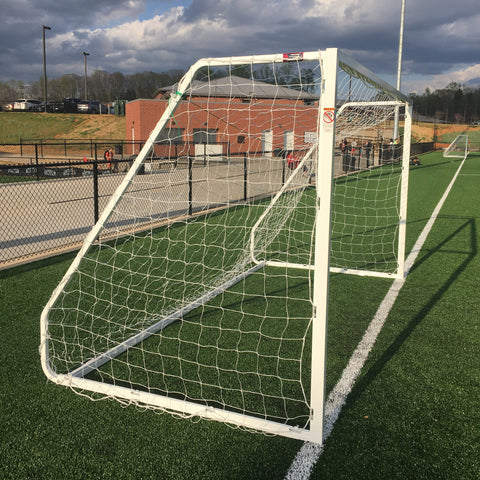 "6'-6""H x 12'W Youth Soccer Goal"
