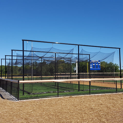 Baseball / Softball Overhead Batting Tunnel