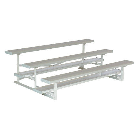 3-Row Portable Bleachers