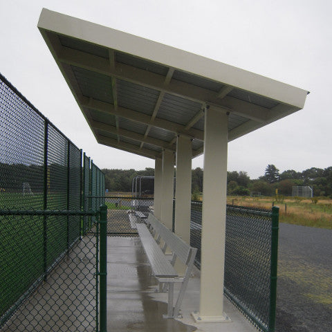 Cantilever Dugout Shelter