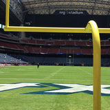 AdjustRight® Ground Sleeve Mounted Football Goal Post