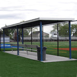 GameShade® Dugout Shelter