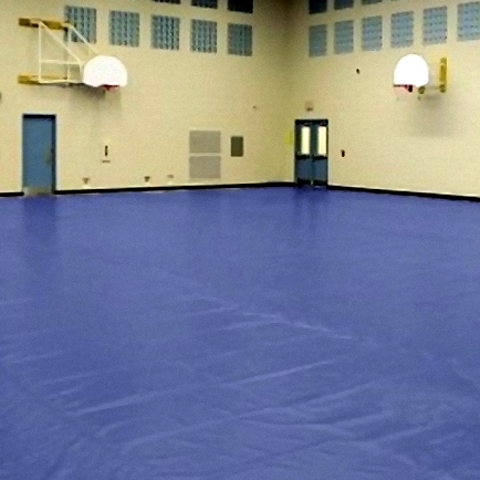 Gym Floor Cover