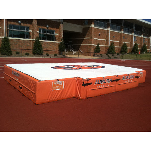 "International High Jump Landing System; 20' x 13'-2"" x 28"""