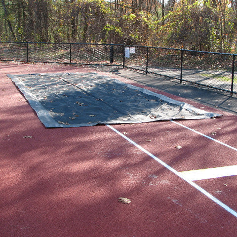 Mesh Long/Triple Jump Sand Pit Cover
