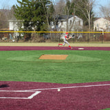 Porta-Pitch Regulation Size Portable Baseball Pitcher's Mound