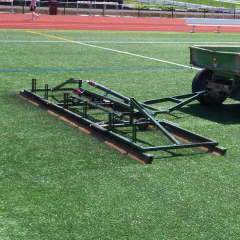 FieldSpec® Synthetic Turf Drag Brush & Tines Groomer