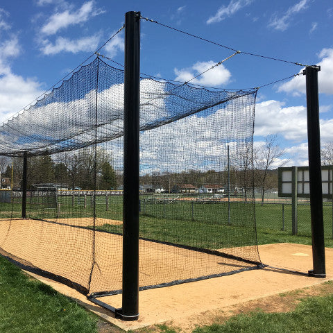 Baseball / Softball Tension Cable Batting Tunnel