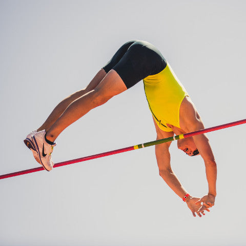 "13'-7"" Intermediate Vaulting Poles"