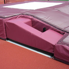 Pole Vault Standard Angled Base Protector Pads - SSI Direct