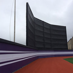 Outfield Batter's Eye - North Western University