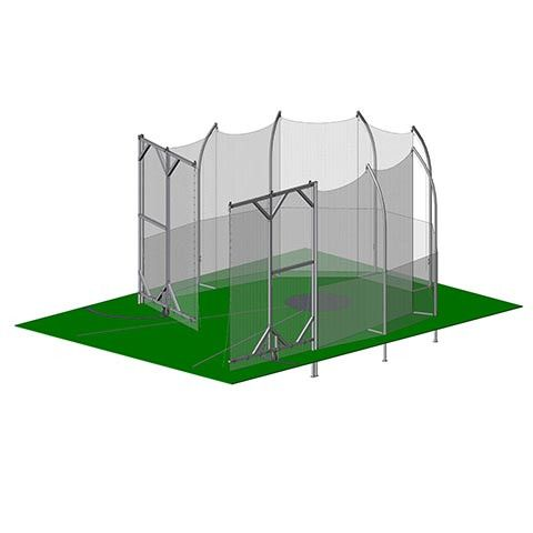 Hammer/Discus Throw Cages