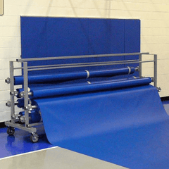 Gym Floor Cover - SSI Direct