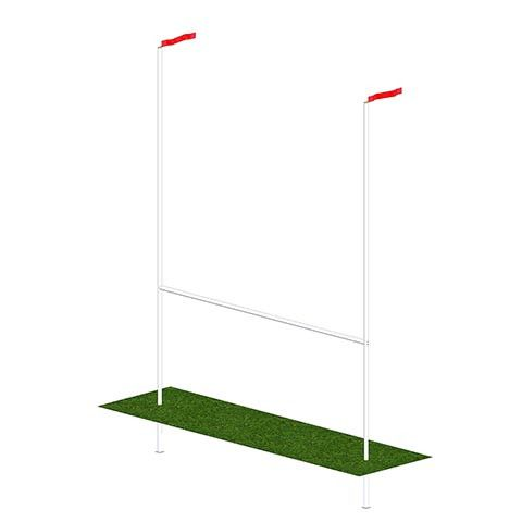 H-Style Football Goal Post