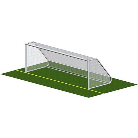 "6'-6""H x 18'-6""W Youth Soccer Goal"