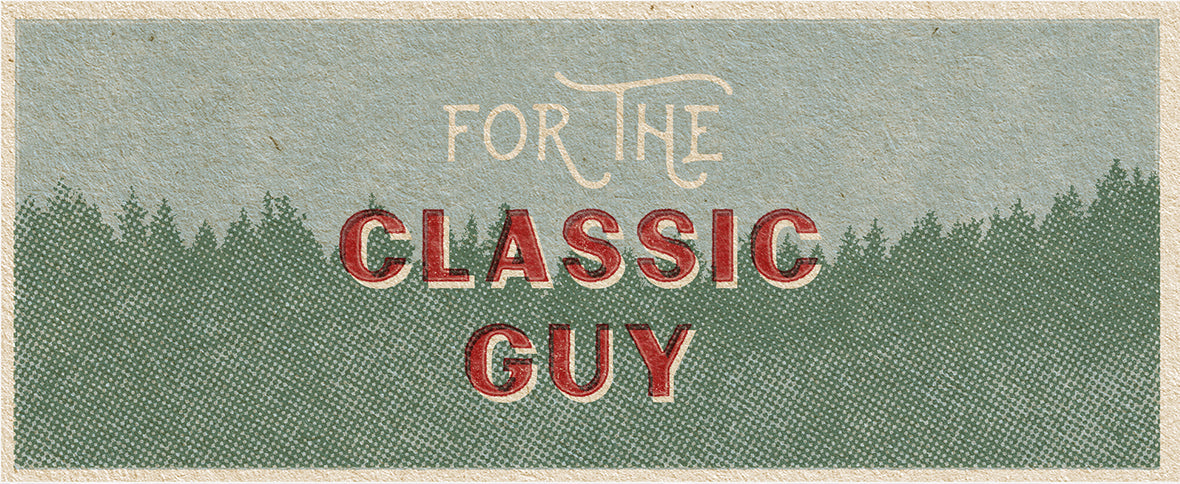 Gifts For The Classic Guy