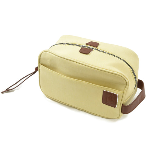 Travel Kit - Yellow Twill