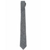 Brushed Chambray Cotton Tie - Dark Navy Chambray