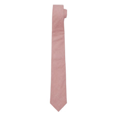 Hayes Dobby Tie - Dusty Rose-Grayers