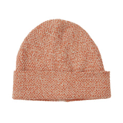 Arandel Birdseye Beanie - Burnt Orange
