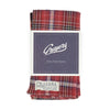Mixed Plaid Pocket Square - Mixed Plaid-Grayers