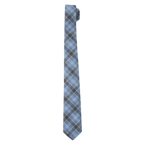 Stetson Neck Tie - Lt Blue Navy