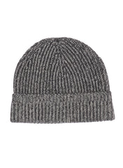 Belmont Knitted Beanie - Charcoal
