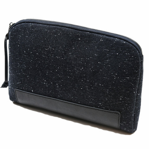Windhoek I Pad Case -  Charcoal Gray Donegal