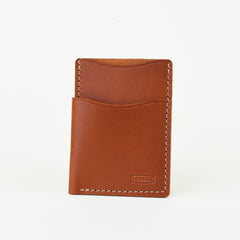 Todder Weekend Wallet - Chestnut-Grayers