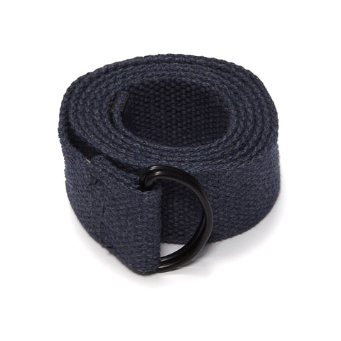 Canvas Belt - Navy-Grayers