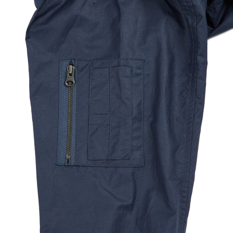 Geneva Windbreaker - Navy